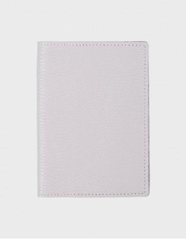 Обложка на паспорт лаванда